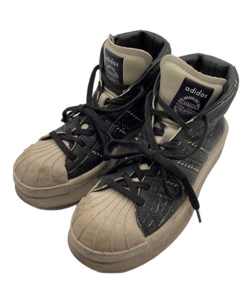 adidas×RICK OWENS(アディダス×リックオーウエンス)adidas×RICK OWENS (アディダス×リックオーウエンス) MASTODON PRO MODEL ブラック サイズ:23.5の古着・服飾アイテム