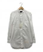 Varde77(バルデセブンティセブン)の古着「エッジサービスシャツ」 ホワイト