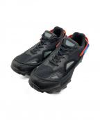 adidas×RAF SIMONS(アディダス×ラフシモンズ)の古着「スニーカー」|ブラック