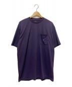 ()の古着「20SSポケットTシャツ」|パープル