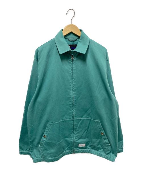 FAT(エフエーティー)FAT (エフエーティ) アイランドジャケット グリーン サイズ:SKINNYの古着・服飾アイテム