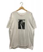 ()の古着「プリントTシャツ」|ホワイト
