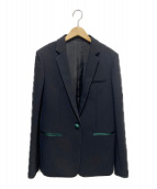 CELINE(セリーヌ)の古着「フィービージャケット」|ブラック