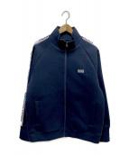 HELLY HANSEN(ヘリーハンセン)の古着「サイドライントラックジャケット」|ネイビー
