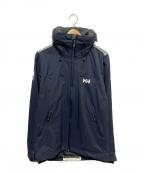 HELLY HANSEN(ヘリー ハンセン)の古着「HPポイントジャケット」|ネイビー
