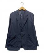 BEAMS Lights(ビームスライト)の古着「DICROSポケッタブル2Bジャケット」|ネイビー