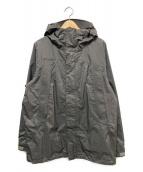 Columbia(コロンビア)の古着「シンタックスⅡシェルジャケット」 ブラウン×グレー