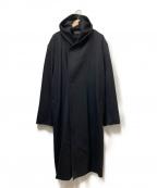 syte(サイト)の古着「ロングウールコート」|ブラック