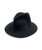 syte(サイト)の古着「ウールフェルトハット」|ブラック