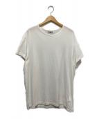 ()の古着「カルティマ天竺丸首Tシャツ」|ホワイト