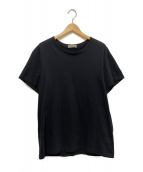()の古着「ラウンドネックTシャツ」|ブラック