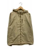 Marmot(マーモット)の古着「ストロールウィンドジャケット」 ベージュ