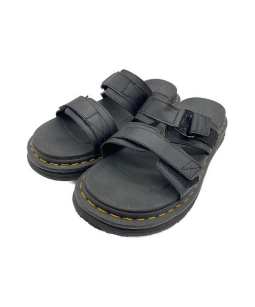 Dr.Martens(ト゛クターマーチン)Dr.Martens (ドクターマーチン) サンダル ブラック サイズ:UK8 CHILTONの古着・服飾アイテム