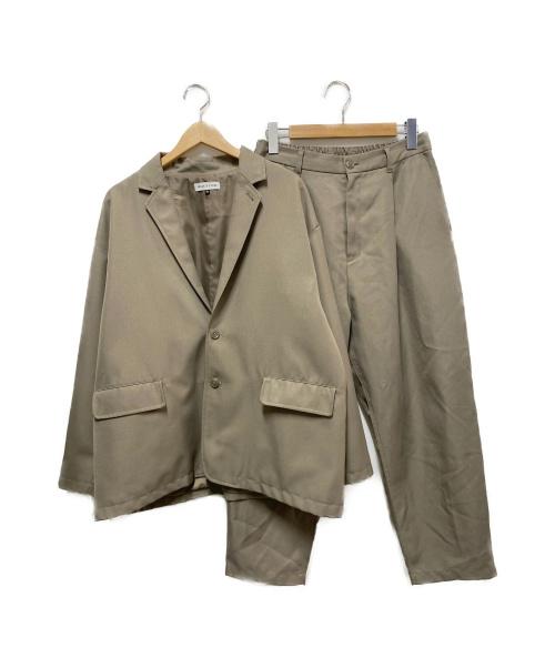 FREAKS STORE(フリークスストア)FREAKS STORE (フリークスストア) 20SSオーバーサイズセットアップ ベージュ サイズ:М 20SSモデルの古着・服飾アイテム