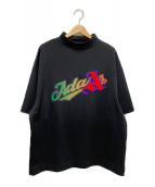 ()の古着「20SSスポーツロゴTシャツ」|ブラック