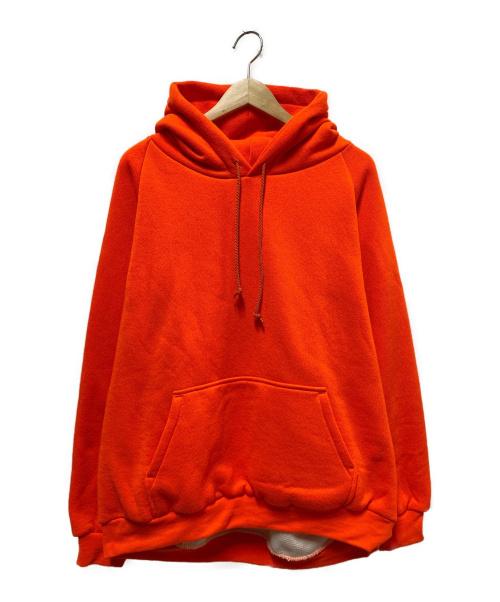 CAMBER(キャンバー)CAMBER (キャンバー) Chill Buster PULLOVER HOODIE オレンジ サイズ:L パーカーの古着・服飾アイテム