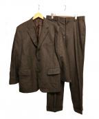 J.PRESS(ジェイプレス)の古着「2Bセットアップスーツ」|グレー