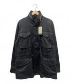CIOTA(シオタ)の古着「M65モールスキンジャケット」|ブラック