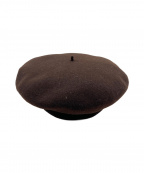 manufacture de berets(マニュファクチュールドゥベレー)の古着「ウールベレー」|ブラウン