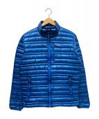 ()の古着「ウルトラライトダウンジャケット」|ブルー