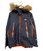()の古着「エクストリームDFジャケット」|ブラック×オレンジ