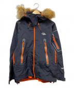 POLEWARDS(ポールワーズ)の古着「エクストリームDFジャケット」|ブラック×オレンジ