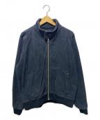 C.E()の古着「ラグランフリースジャケット」 グレー