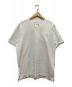 sacai(サカイ)の古着「ポケットTシャツ」|ホワイト