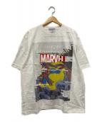 TAAKK ×MARVEL(ターク × マーベル)の古着「プリントTシャツ」|ホワイト