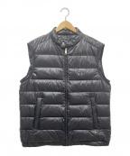 PRADA()の古着「16AW Down Vest」|ブラック