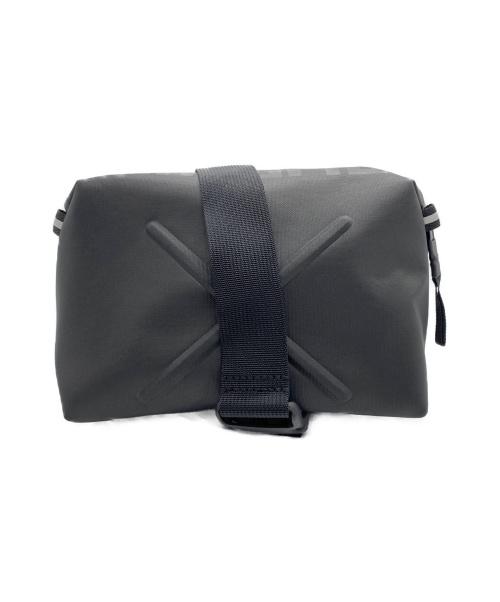 CHROME(クローム)CHROME (クローム) ボディーバッグ ブラックの古着・服飾アイテム