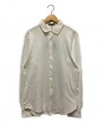 Cruciani(クルチアーニ)の古着「カノコシャツ」|ホワイト