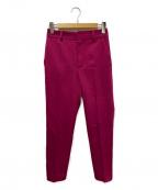 DRESSTERIOR(ドレステリア)の古着「テーパードパンツ」|ピンク