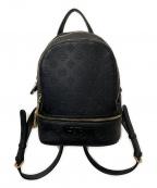 GUESS(ゲス)の古着「バックパック」|ブラック