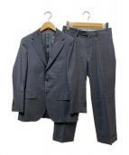 ()の古着「シャークスキンセットアップスーツ」 グレー