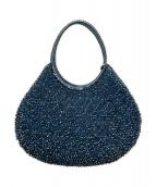 ANTEPRIMA(アンテプリマ)の古着「ワイヤーバッグ」|ブルー