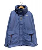 ()の古着「オーシャンフレイジャケット」 ブルー