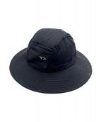 Y-3(ワイスリー)の古着「アディゼロハット」|ブラック