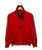 adidas(アディダス)の古着「60'sヴィンテージトラックジャケット」|レッド