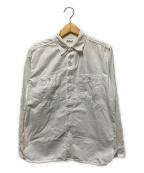WAREHOUSE(ウェアハウス)の古着「ダックディガーシャツ」|ホワイト