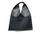 MM6 Maison Margiela(エムエムシックス メゾンマルジェラ)の古着「シンセティックレザーバッグ」|ブラック