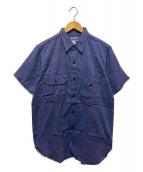()の古着「ダンガリーシャツ」|ネイビー