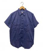 THE REAL McCOYS(ザ リアルマッコイズ)の古着「ダンガリーシャツ」 ネイビー