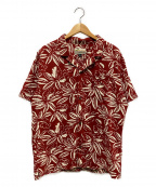 pataloha(パタロハ)の古着「アロハシャツ」|レッド