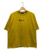 FAT(エフエーティー)の古着「ライブスリーTシャツ」 イエロー