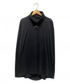 A-COLD-WALL(ア コールド ウォール)の古着「ジップバックタートルネック」 ブラック
