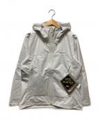 MARMOT(マーモット)の古着「コモドジャケット」|ホワイト