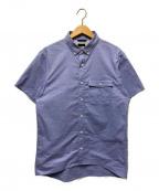 THE NORTH FACE()の古着「ショートスリーブボタンダウンシャツ」|ブルー