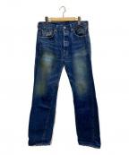 LEVI'S(リーバイス)の古着「セルビッチデニムパンツ」|インディゴ