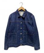 STILL BY HAND(スティルバイハンド)の古着「デニムジャケット」 インディゴ